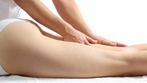 French lymphatic drainage