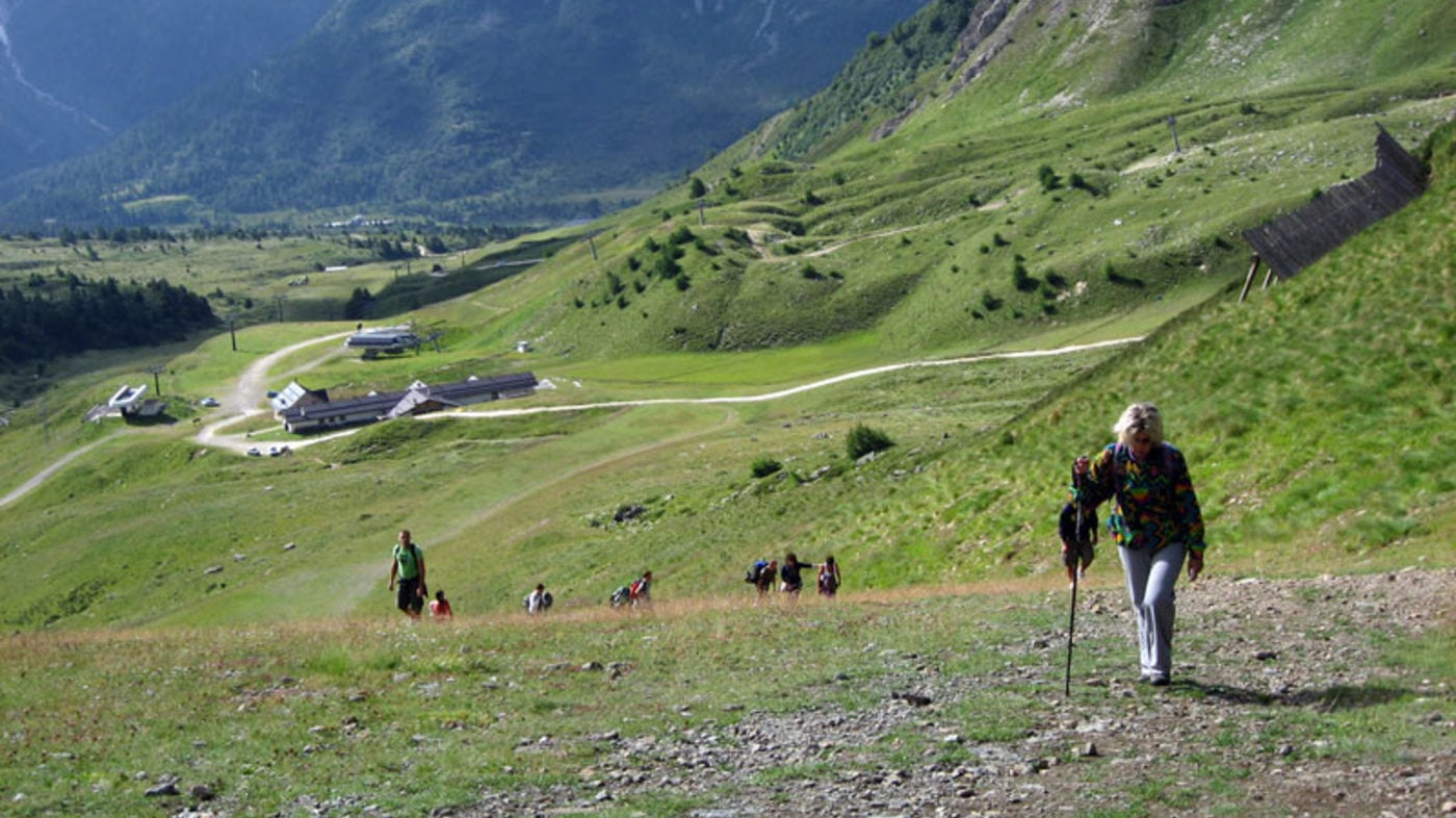 Trail of the Smugglers (Sentiero dei contrabbandieri) - Bozzi refuge